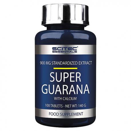 Scitec Essentials Super Guarana (100ct)