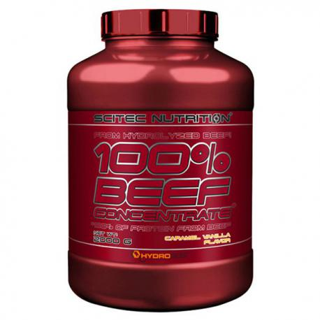 Scitec Nutrition 100% Beef Concentrate (2000g)