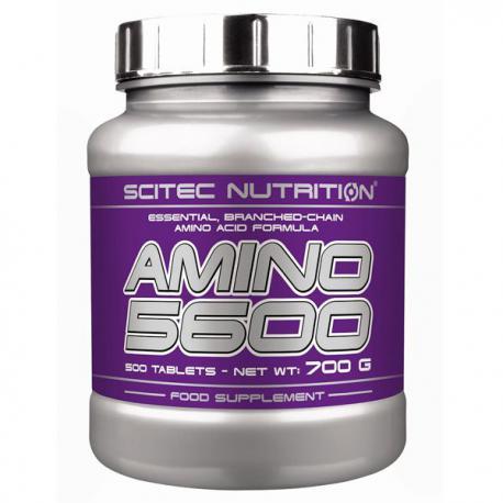Scitec Nutrition Amino 5600 (500ct)