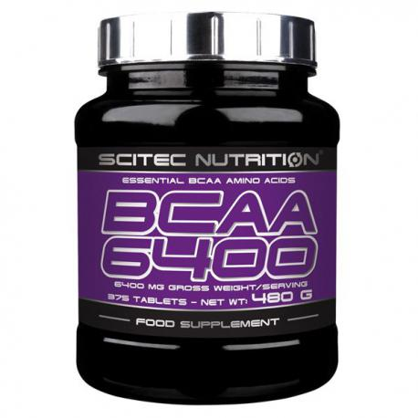 Scitec Nutrition BCAA 6400 (375ct)