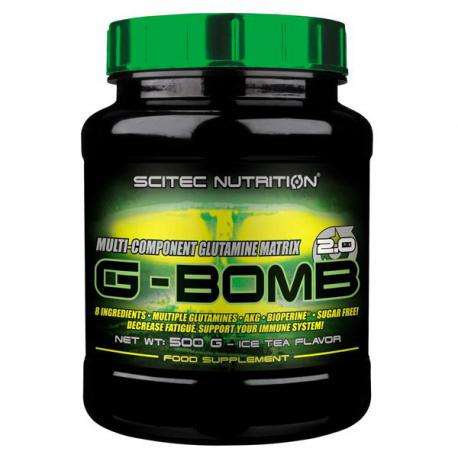 Scitec Nutrition G-Bomb 2.0 (500g)