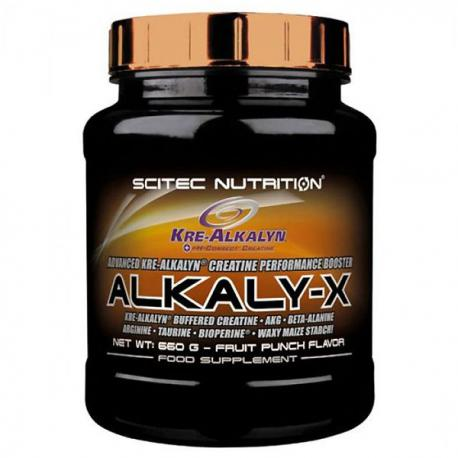 Scitec Nutrition Alkaly-X (660g)