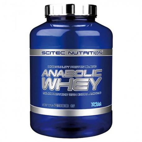Scitec Nutrition Anabolic Whey (2300g)