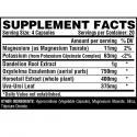 Nutrex Lipo-6 Aqua Loss (80ct) διατροφικά στοιχεία