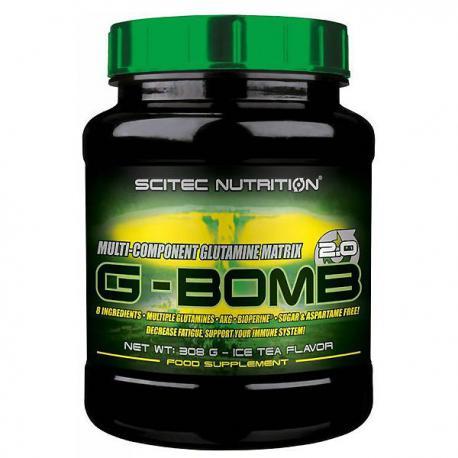 Scitec Nutrition G-Bomb 2.0 (308g)