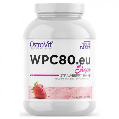 OstroVit WPC80.eu Shape (700g)