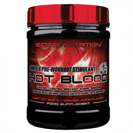 Scitec Nutrition Hot Blood 3.0 (300g)