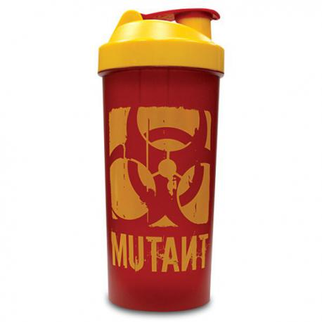 Mutant Nation Shaker - Red (1000ml)