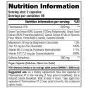 Stacker2 Thermodrene XT (120ct) supplement facts