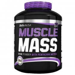 BioTechUSA Muscle Mass (2270g)