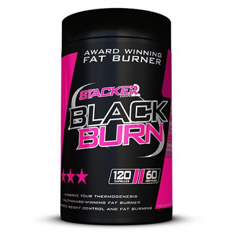 Stacker2 Black Burn (120ct)