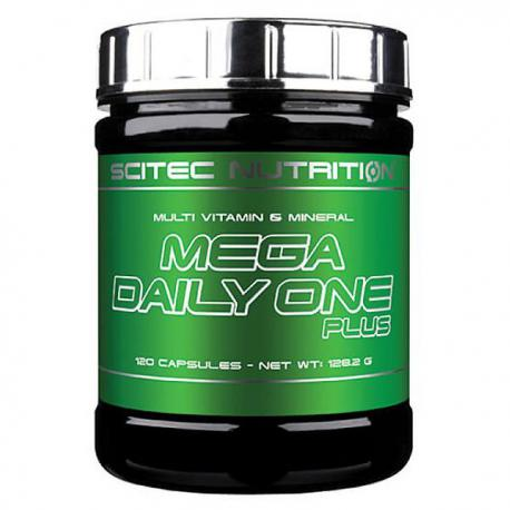 Scitec Nutrition Mega Daily One Plus (120ct)