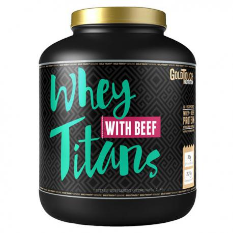 Whey Titans with Beef (2000g)