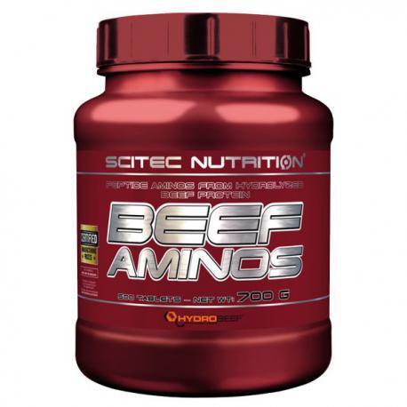 Scitec Nutrition Beef Aminos (500ct)