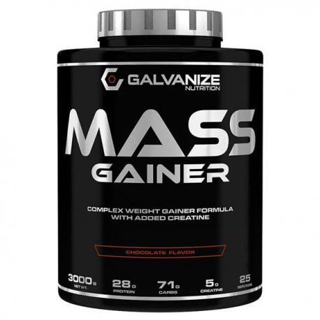 Galvanize Nutrition Mass Gainer (3000g)