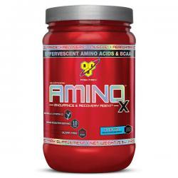 BSN Amino X (435g) Σμέουρο