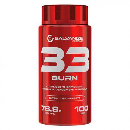Galvanize Nutrition Chrome 33 Burn (100ct)