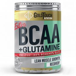 GoldTouch BCAA + Glutamine (300ct)