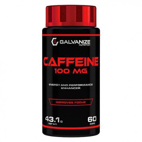 Galvanize Nutrition Caffeine (60ct)
