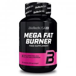 BiotechUSA Mega Fat Burner (90ct)