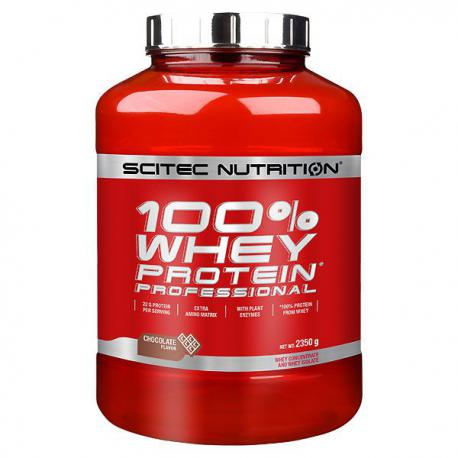 Scitec Nutrition 100% Whey Protein Professional (2350g)