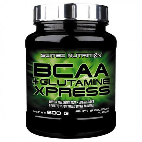 Scitec Nutrition BCAA + Glutamine Xpress (300g)