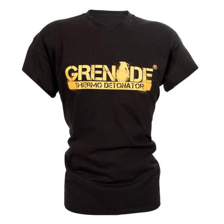 Grenade Ladies T-Shirt - Black