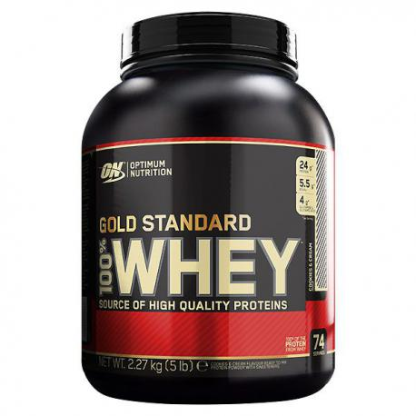 Optimum 100% Whey Gold (2270g)