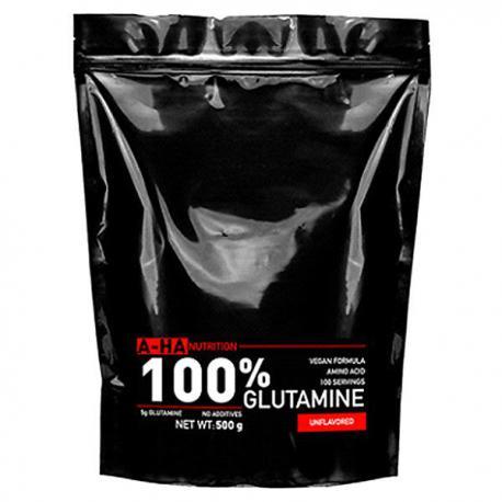 A-HA Nutrition 100% L-Glutamine (500g)