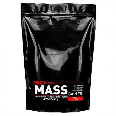 A-HA Nutrition Whey Mass Gainer (3000g)
