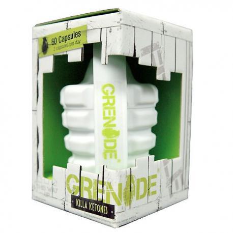 Grenade Killa Ketones (60ct)