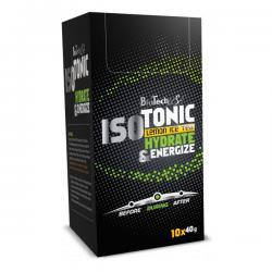 BioTech Isotonic (10 x 40g) Lemon Ιce tea