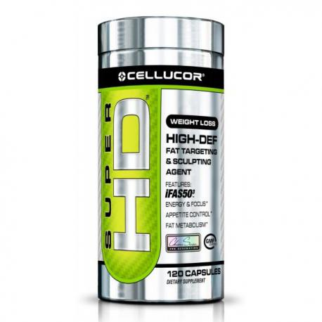 Cellucor Super HD (120ct)
