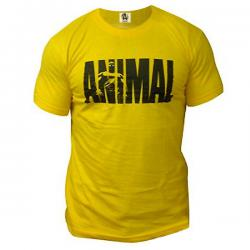 Animal Iconic T-Shirt (Yellow)
