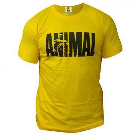 Animal Iconic T-Shirt (Yellow)