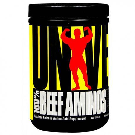 Universal 100% Beef Aminos (400ct)