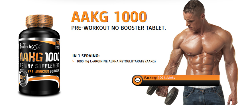 BioTechUSA AAKG 1000