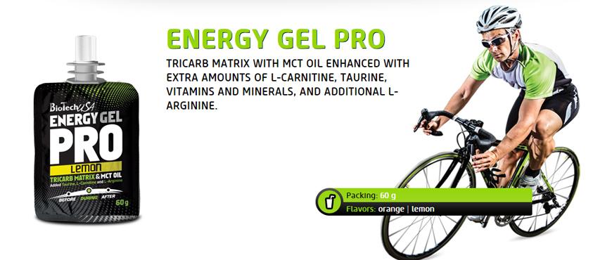 BioTechUSA Energy Gel PRO