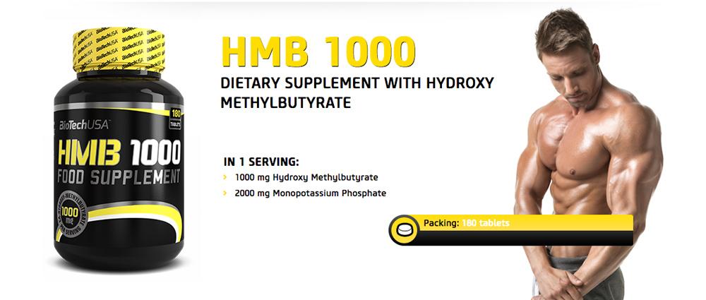 BiotechUSA HMB 1000