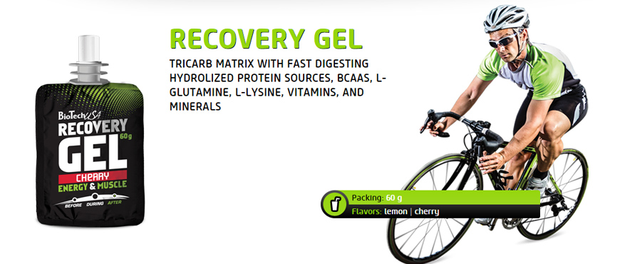 BioTechUSA Recovery Gel