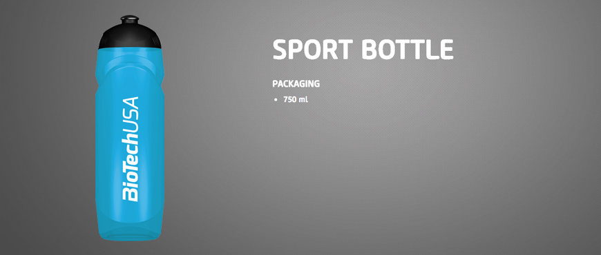 BioTechUSA Sport Bottle (750ml)