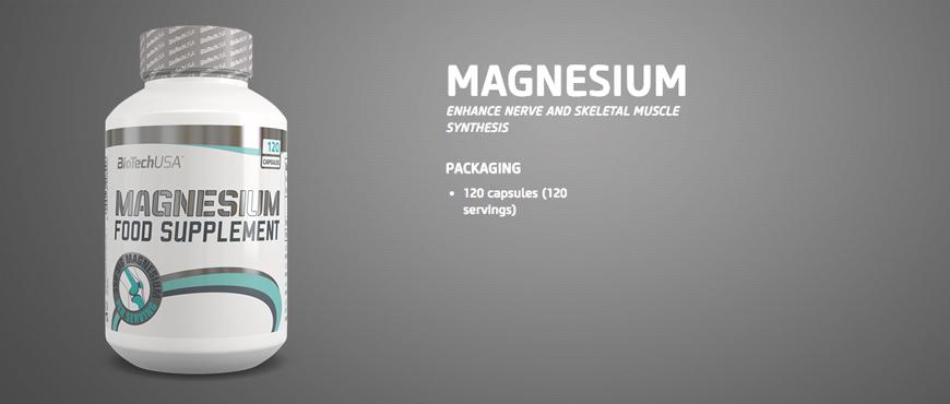 BioTechUSA Magnesium
