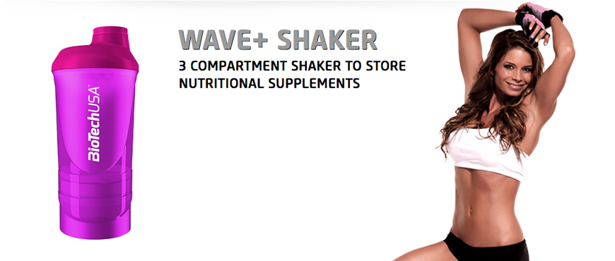 BioTechUSA Wave Plus Shaker