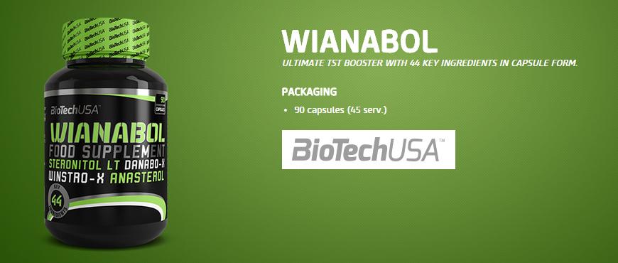 BioTechUSA Wianabol