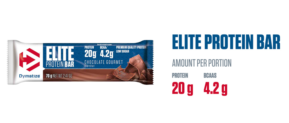Dymatize Elite Protein Bars