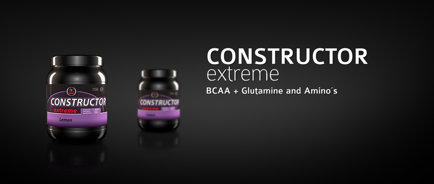 Oxygen Nutrition Constructor Extreme 2.0
