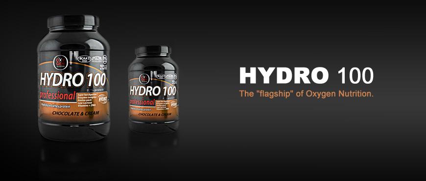 Oxygen Nutrition HYDRO 100