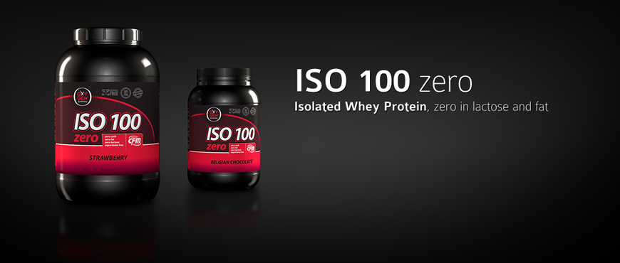 Oxygen Nutrition ISO 100