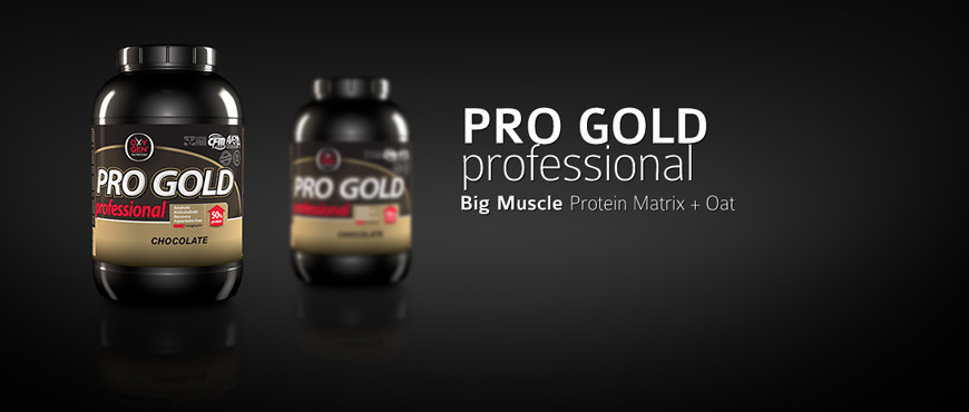 Oxygen Nutrition ProGold Professional