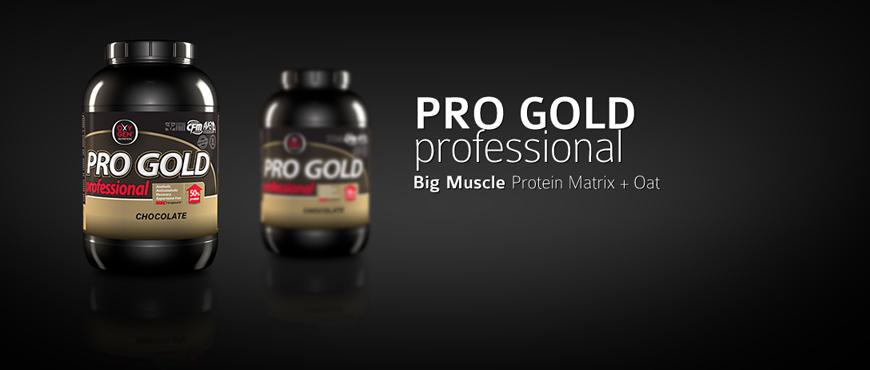 Oxygen Nutrition ProGold Professional